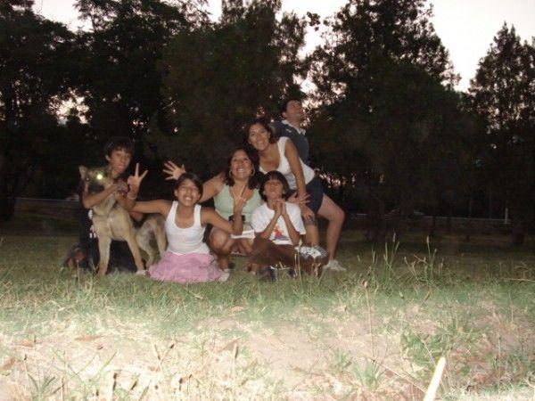 Fotolog de cristina1966: Paulina,cris,gigi,nico,cristian Y Martin Marido De Pauli